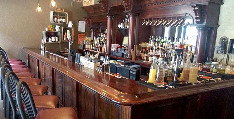 1794 bar area