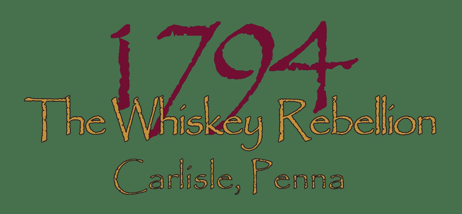 1794 The Whiskey Rebellion logo