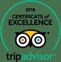 trip advisor 2018 logo